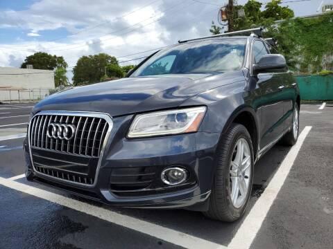2015 Audi Q5 for sale at Eden Cars Inc in Hollywood FL