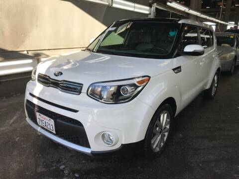 2017 Kia Soul for sale at San Jose Auto Outlet in San Jose CA