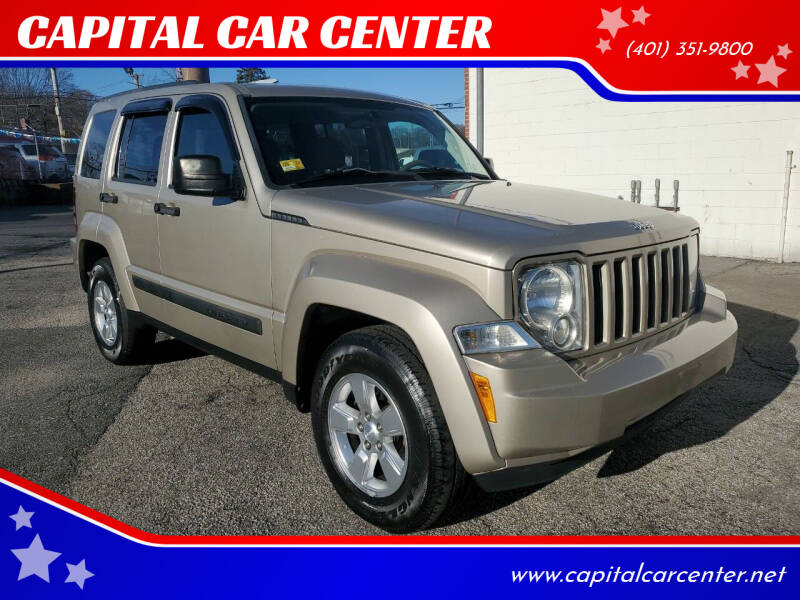 2010 Jeep Liberty for sale at CAPITAL CAR CENTER in Providence RI