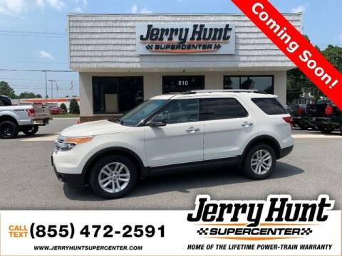 2012 Ford Explorer for sale at Jerry Hunt Supercenter in Lexington NC