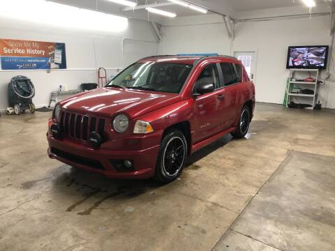 2009 Jeep Compass for sale at McMinnville Auto Sales LLC in Mcminnville OR
