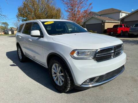 2015 Dodge Durango for sale at Posen Motors in Posen IL