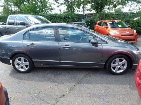 2011 Honda Civic for sale at CAR CORNER RETAIL SALES in Manchester CT