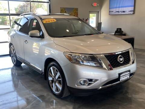2014 Nissan Pathfinder for sale at Crossroads Car & Truck in Milford OH