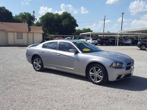 2014 Dodge Charger for sale at Bostick's Auto & Truck Sales in Brownwood TX