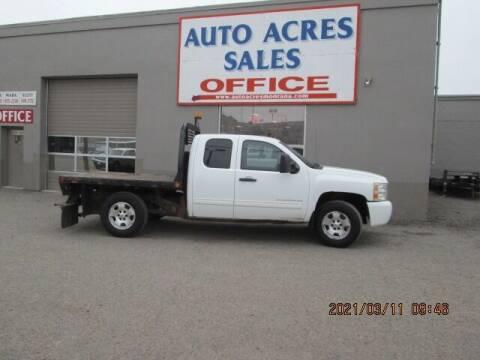 2010 Chevrolet Silverado 1500 for sale at Auto Acres in Billings MT