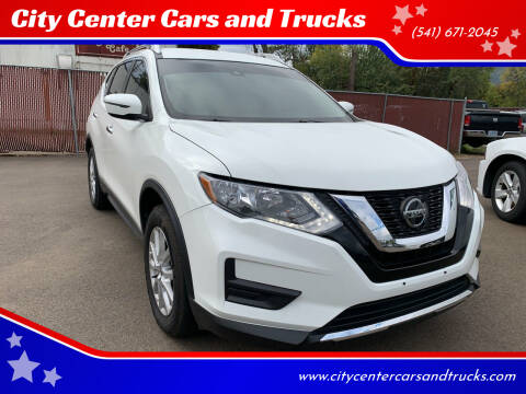 2019 Nissan Rogue for sale at City Center Cars and Trucks in Roseburg OR