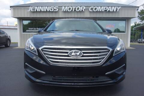 2017 Hyundai Sonata for sale at Jennings Motor Company in West Columbia SC