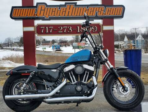 2015 Harley-Davidson HD XL 1200 48 for sale at Haldeman Auto in Lebanon PA