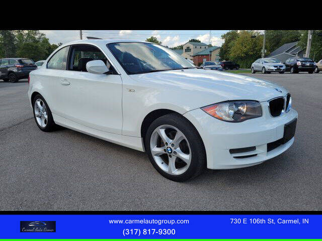 2010 BMW 1 Series for sale at Carmel Auto Group in Indianapolis IN