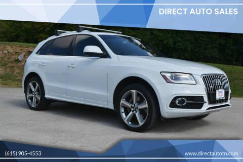 2013 Audi Q5 for sale at Direct Auto Sales in Franklin TN