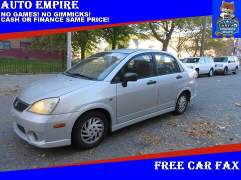 2006 Suzuki Aerio for sale at Auto Empire in Brooklyn NY