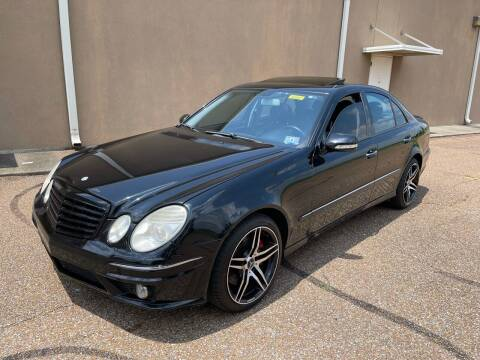 2009 Mercedes-Benz E-Class for sale at The Auto Toy Store in Robinsonville MS