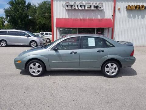 2004 Ford Focus for sale at Gagel's Auto Sales in Gibsonton FL