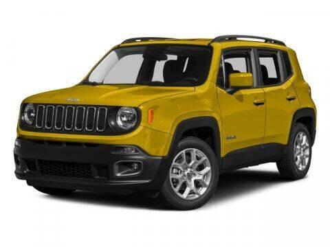 2015 Jeep Renegade for sale at SCOTT EVANS CHRYSLER DODGE in Carrollton GA