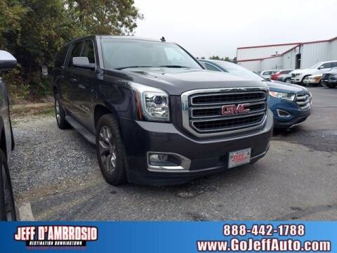 2015 GMC Yukon XL for sale at Jeff D'Ambrosio Auto Group in Downingtown PA