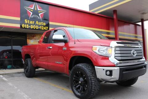 2014 Toyota Tundra for sale at Star Auto Inc. in Murfreesboro TN