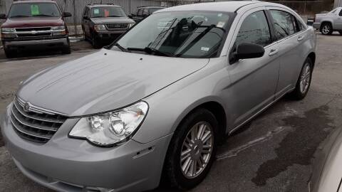 2007 Chrysler Sebring for sale at BBC Motors INC in Fenton MO