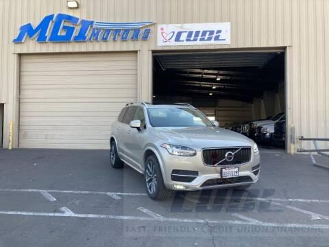 2018 Volvo XC90 for sale at MGI Motors in Sacramento CA