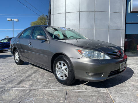 2005 Toyota Camry for sale at Berge Auto in Orem UT