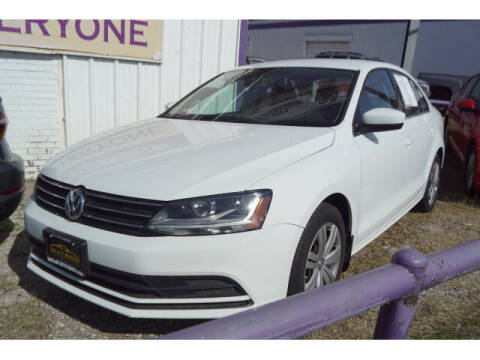 2017 Volkswagen Jetta for sale at Watson Auto Group in Fort Worth TX