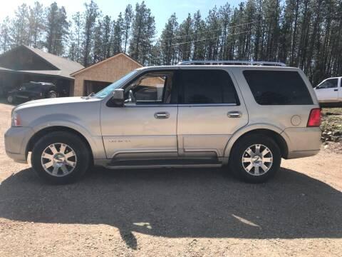 2004 Lincoln Navigator for sale at TnT Auto Plex in Platte SD