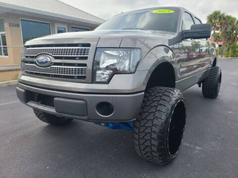 2013 Ford F-150 for sale at BC Motors of Stuart in West Palm Beach FL