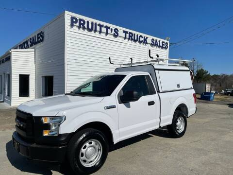 2017 Ford F-150 for sale at Pruitt's Truck Sales in Marietta GA