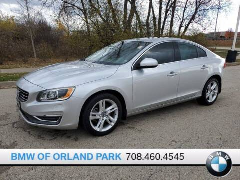 2015 Volvo S60 for sale at BMW OF ORLAND PARK in Orland Park IL