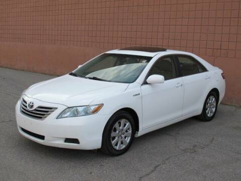 2009 Toyota Camry Hybrid for sale at United Motors Group in Lawrence MA