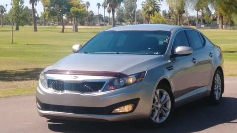 2013 Kia Optima for sale at CAR MIX MOTOR CO. in Phoenix AZ