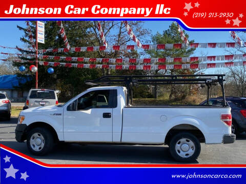 2009 Ford F-150 for sale at Johnson Car Company llc in Crown Point IN