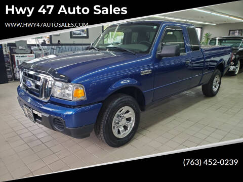 2008 Ford Ranger for sale at Hwy 47 Auto Sales in Saint Francis MN