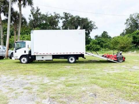 2016 Isuzu NPR HD for sale at Scruggs Motor Company LLC in Palatka FL