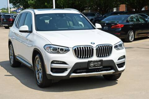 2021 BMW X3 for sale at Silver Star Motorcars in Dallas TX