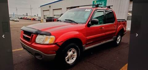 2002 Ford Explorer Sport Trac for sale at Steve's Auto Sales in Madison WI