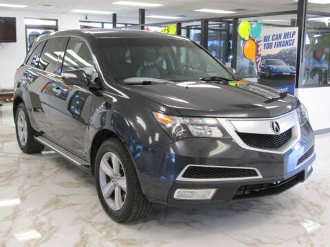 2013 Acura MDX for sale at Dealer One Auto Credit in Oklahoma City OK