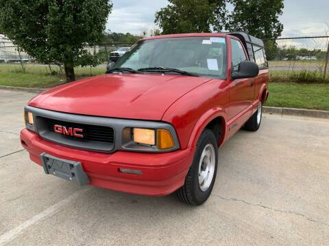 1996 GMC Sonoma for sale at Diana Rico LLC in Dalton GA