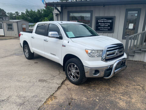 2013 Toyota Tundra for sale at Rutledge Auto Group in Palestine TX