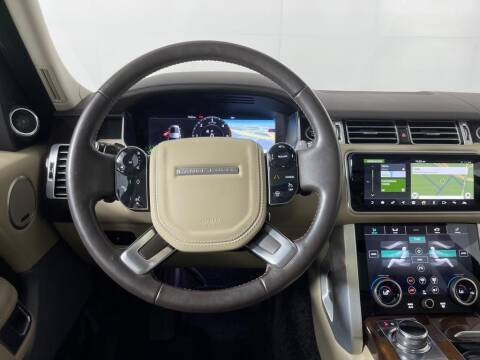 2018 Land Rover Range Rover for sale at CU Carfinders in Norcross GA