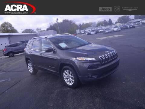 2016 Jeep Cherokee for sale at BuyRight Auto in Greensburg IN