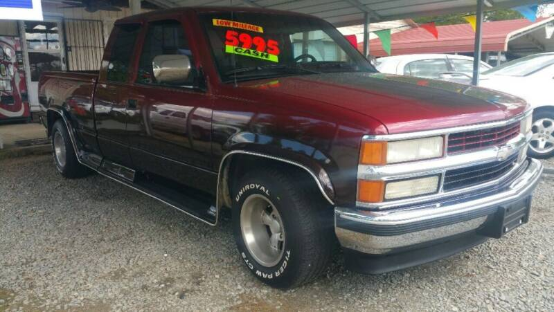 1994 Chevrolet C/K 1500 Series for sale at Rayz Car Lot in Selma NC