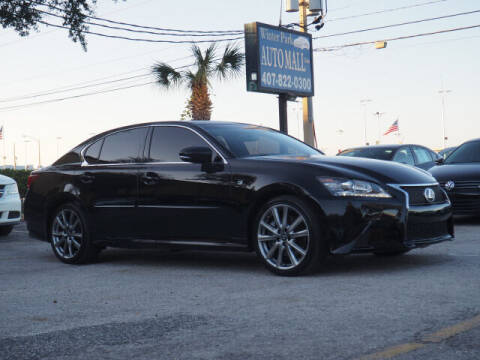 2015 Lexus GS 350 for sale at Winter Park Auto Mall in Orlando FL