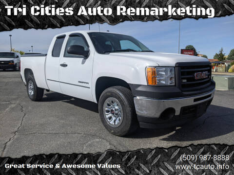 2011 GMC Sierra 1500 for sale at Tri Cities Auto Remarketing in Kennewick WA
