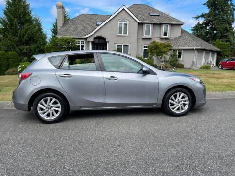 2013 Mazda MAZDA3 for sale at SNS AUTO SALES in Seattle WA