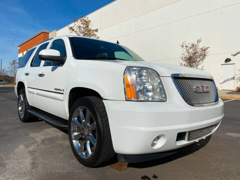 2007 GMC Yukon for sale at ELAN AUTOMOTIVE GROUP in Buford GA