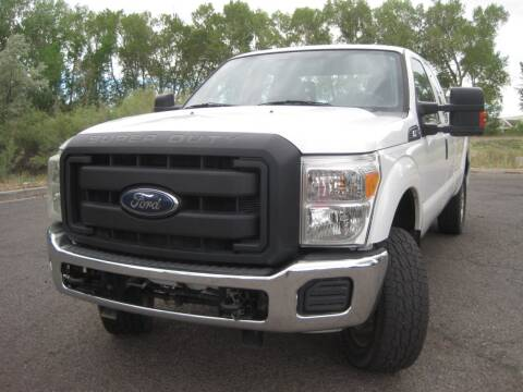 2013 Ford F-250 Super Duty for sale at Pollard Brothers Motors in Montrose CO