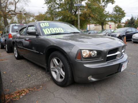 2008 Dodge Charger for sale at M & R Auto Sales INC. in North Plainfield NJ