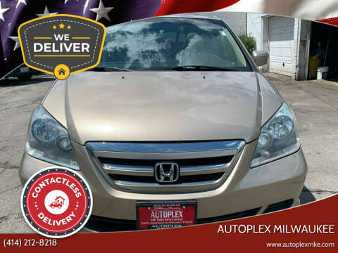 2007 Honda Odyssey for sale at Autoplex in Milwaukee WI