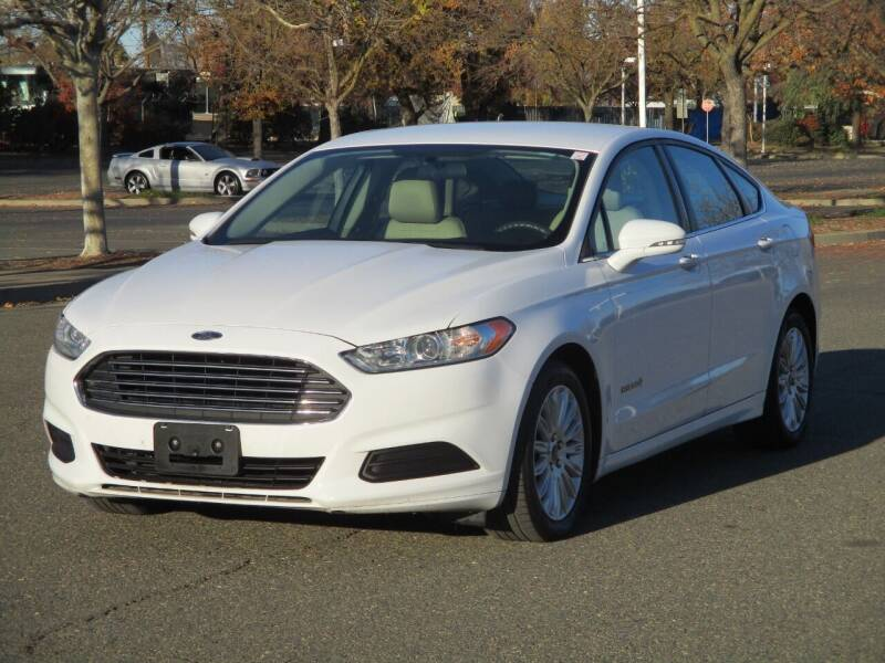 2014 Ford Fusion Hybrid for sale at General Auto Sales Corp in Sacramento CA